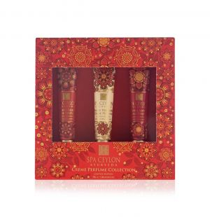 Creme Perfume Collection (Floral Paradise Limited Edition)