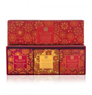 Luxury Soap Collection II (Floral Paradise Limited Edition)